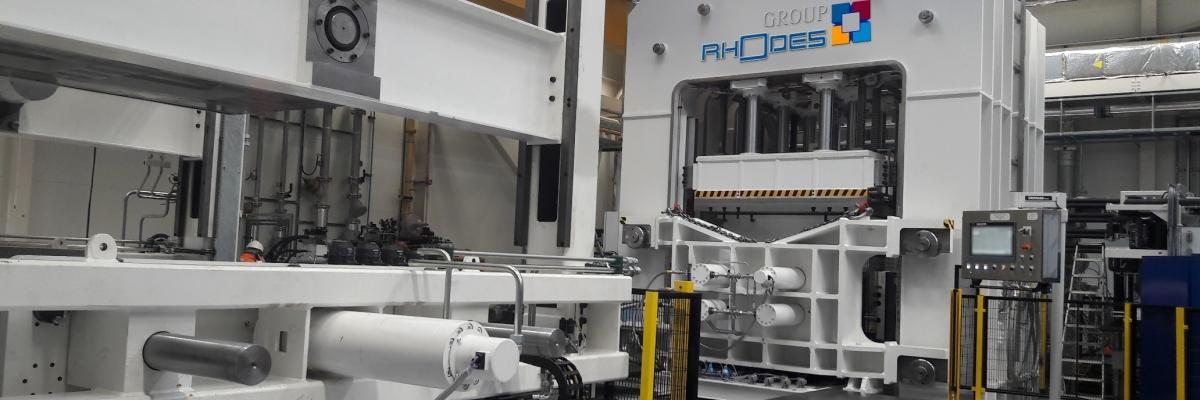 Group Rhodes Press at AMRC
