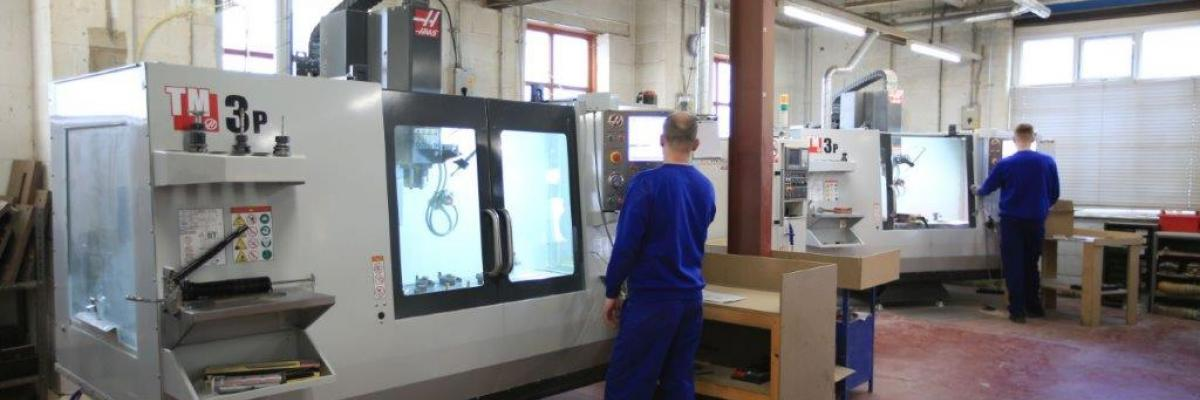 CNC at Attwater