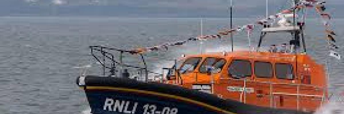 RNLI Shannon Class All Weather Lifeboat