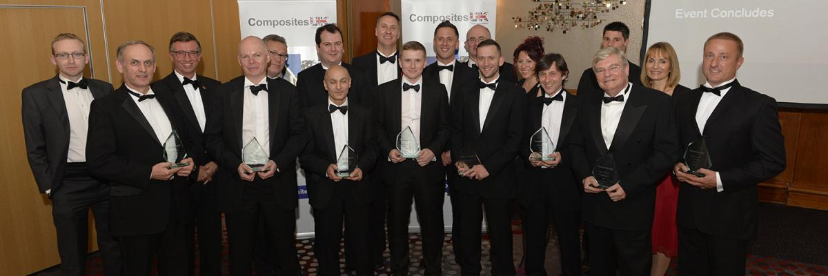Award Winners at the 2015 Event