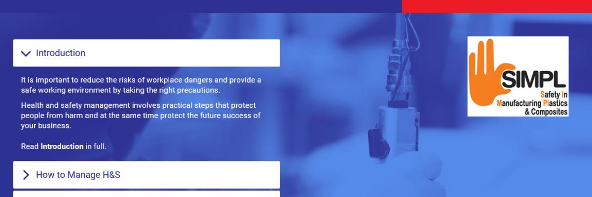Composites UK Health and Safety Management System