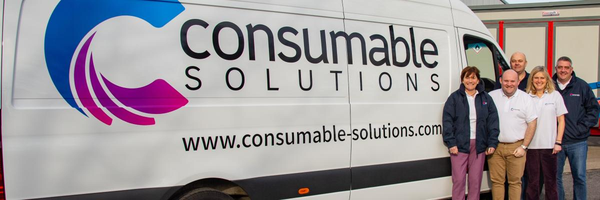 The Consumable Solutions Van