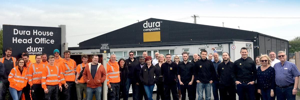 The team at Dura
