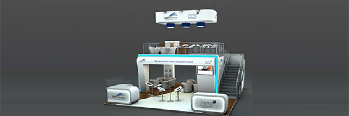 GRP Solutions' Stand Design