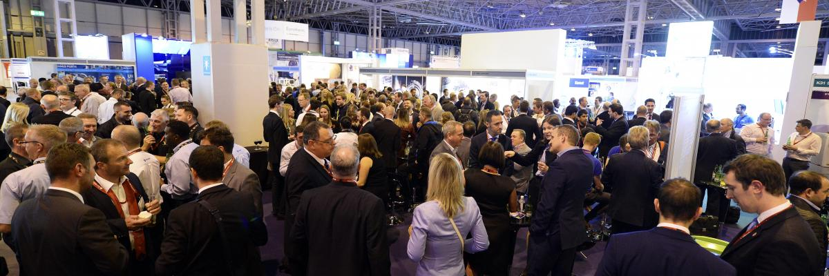 Crowds at AES