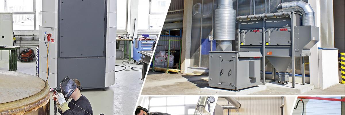 Extraction systems at McCarthy Environmental