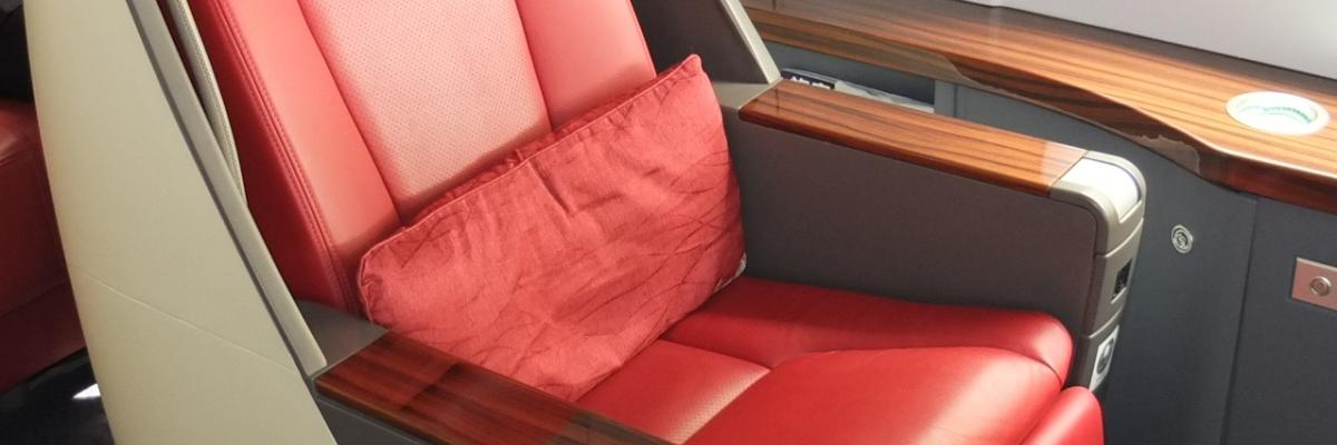 China high speed passenger train VIP chair