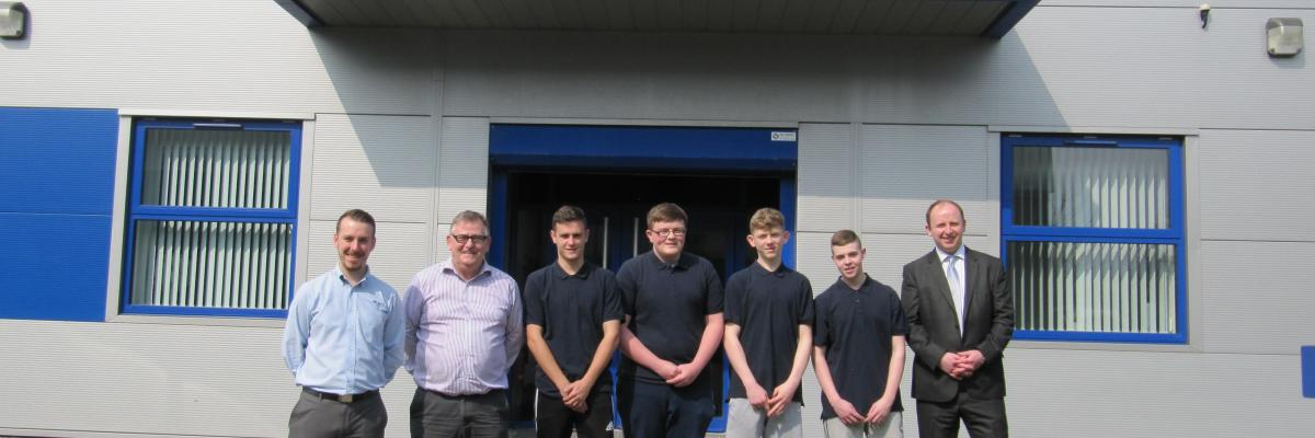 Teledyne CML Composite Apprentices