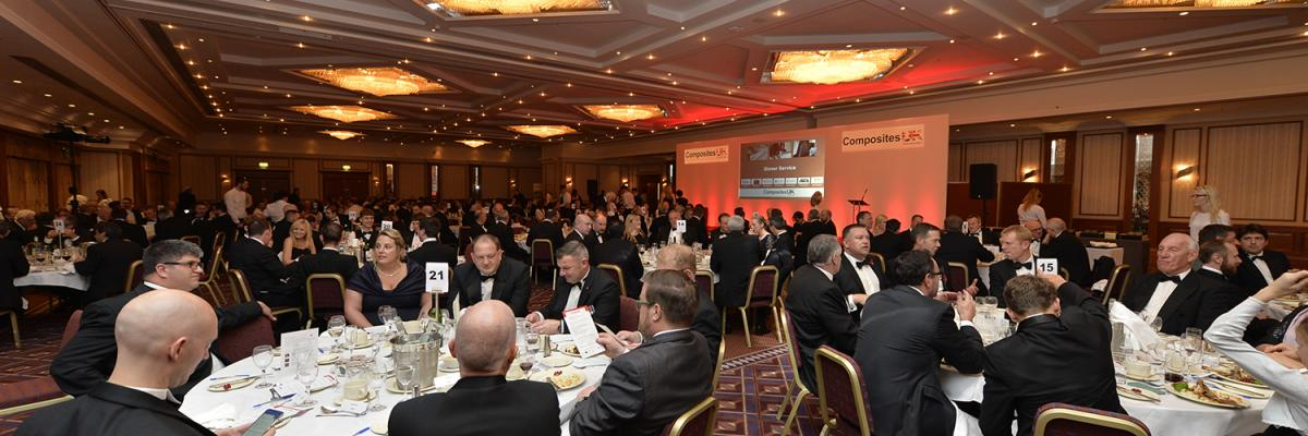 Awards Dinner Attendees in 2017