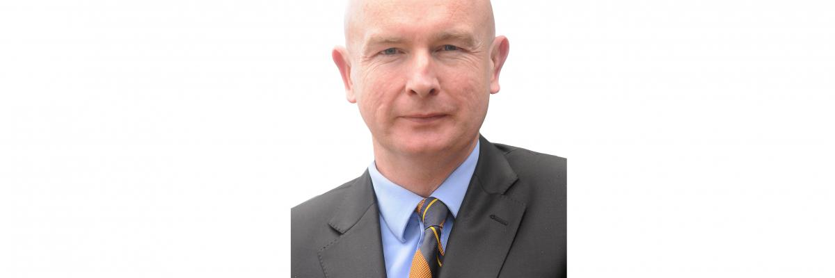 Billy McKenna of Aro Consulting