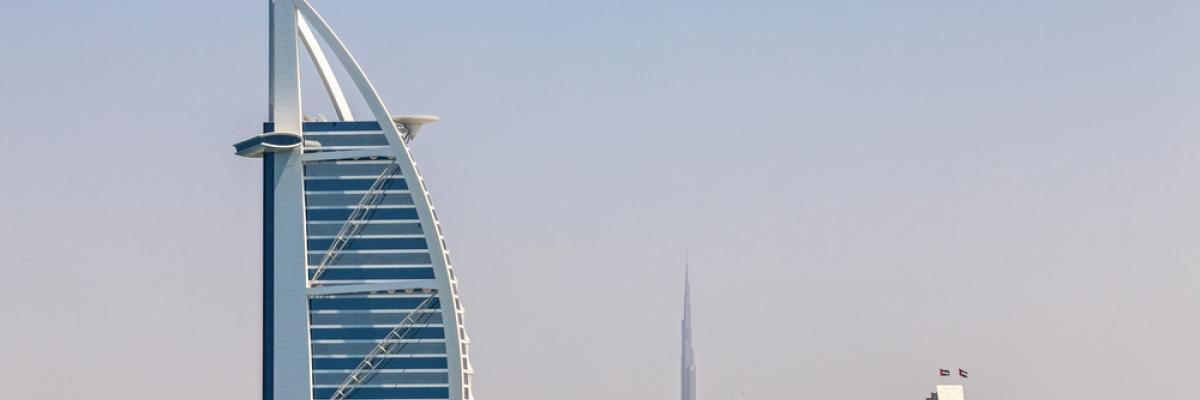 Dubai - the location for CompIC ME