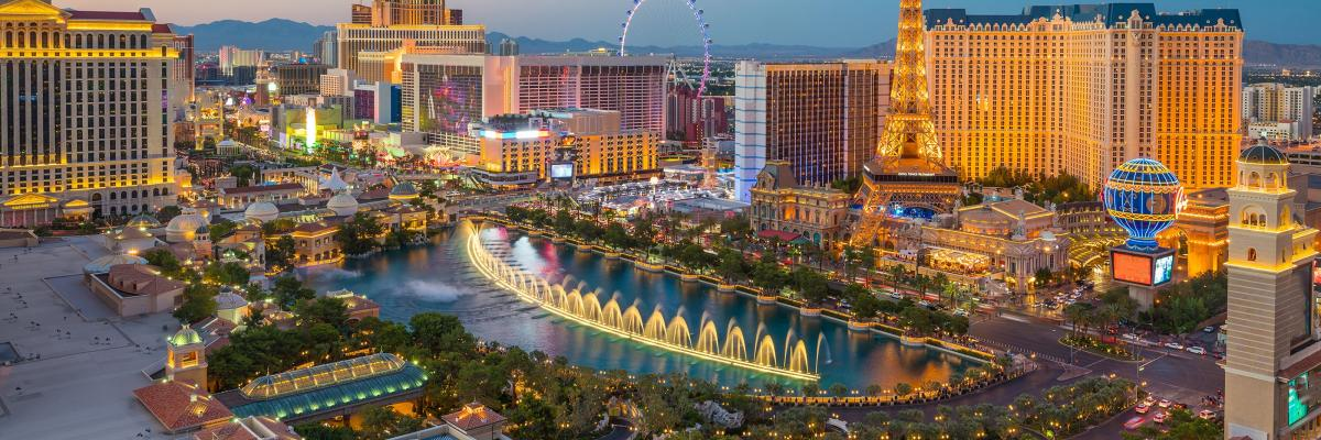 Las Vegas - Home of the Global Composites event